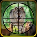 حيوانات الغابة الحقيقية الصيد - لعبة اطلاق النار