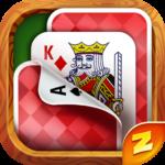 سوليتير السحرية - لعبة الورق.